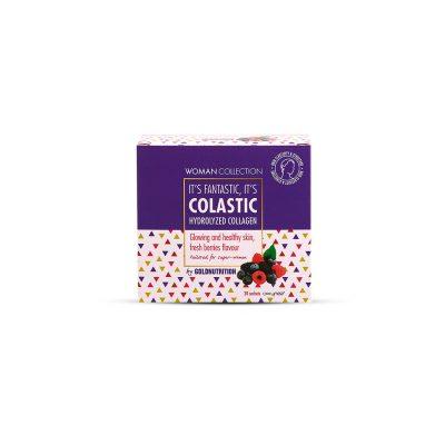 Suplemento Alimentar com Colágeno - Colastic - Sabor a Frutos Vermelhos | Supliment alimentar colagen - colastic - Fructe de padure