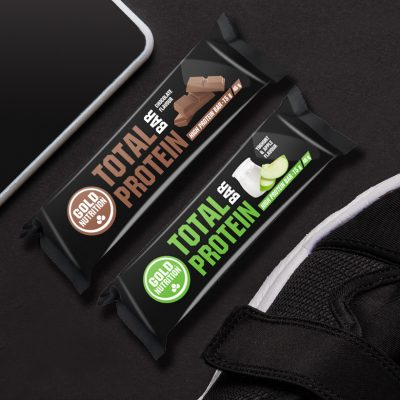 Total Protein Bar GoldNutrition