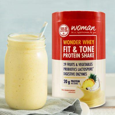 Wonder Whey Protein