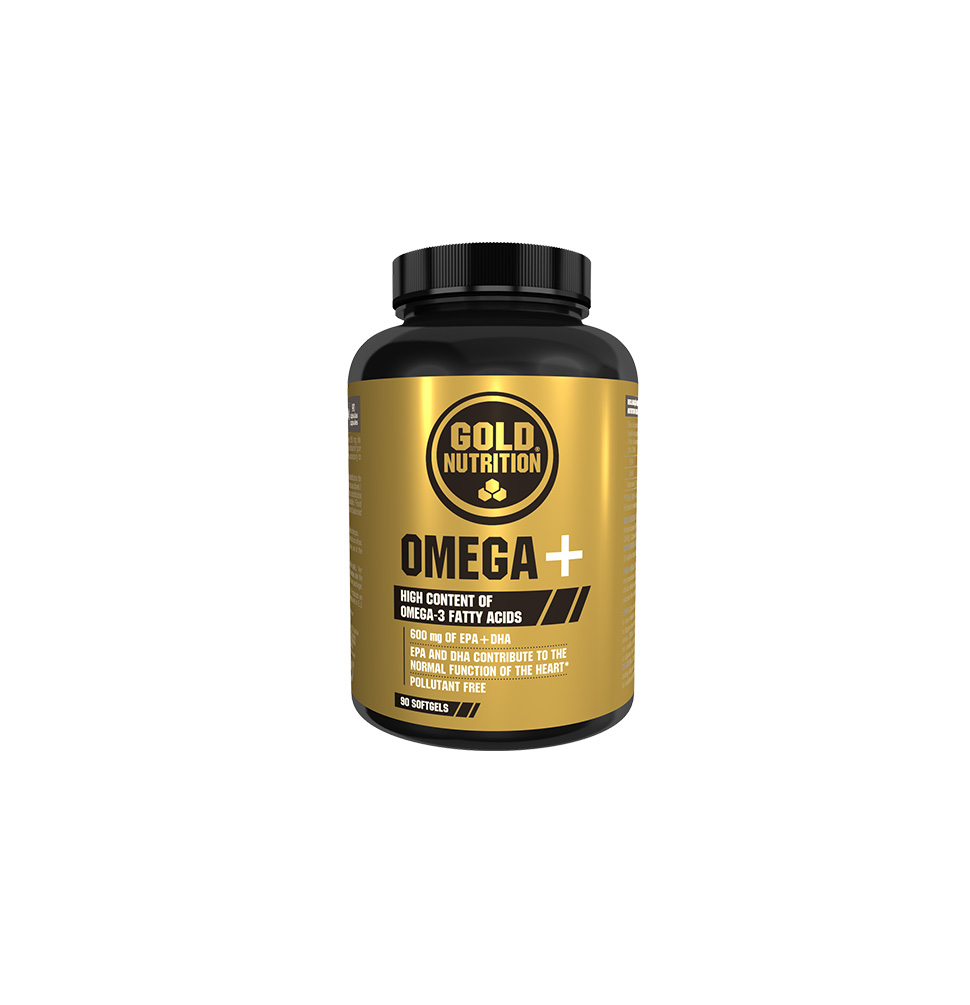 Omega 3 Fish Oil - 90 Capsules