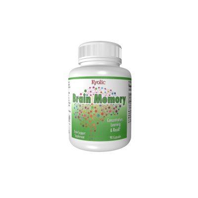 Brain Memory Suplemento Kyolic | Brain Memory Kyolic Supplement
