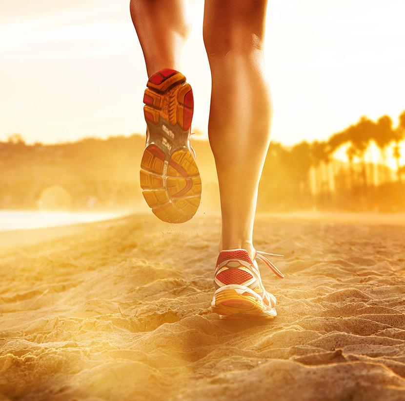 Correr na Praia: 6 Dicas que te vão Ajudar