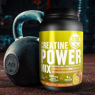 Creatine Power Mix GoldNutrition