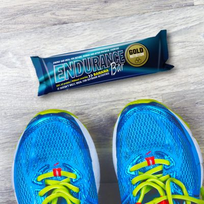Endurance Bar GoldNutrition