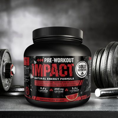 Pre Workout Impact GoldNutrition