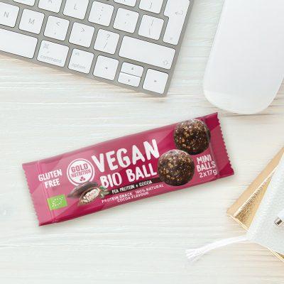 Vegan Bio Mini Ball GoldNutrition