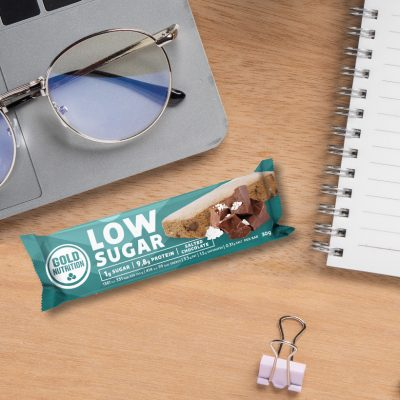Low Sugar 30g Salted Chocolate